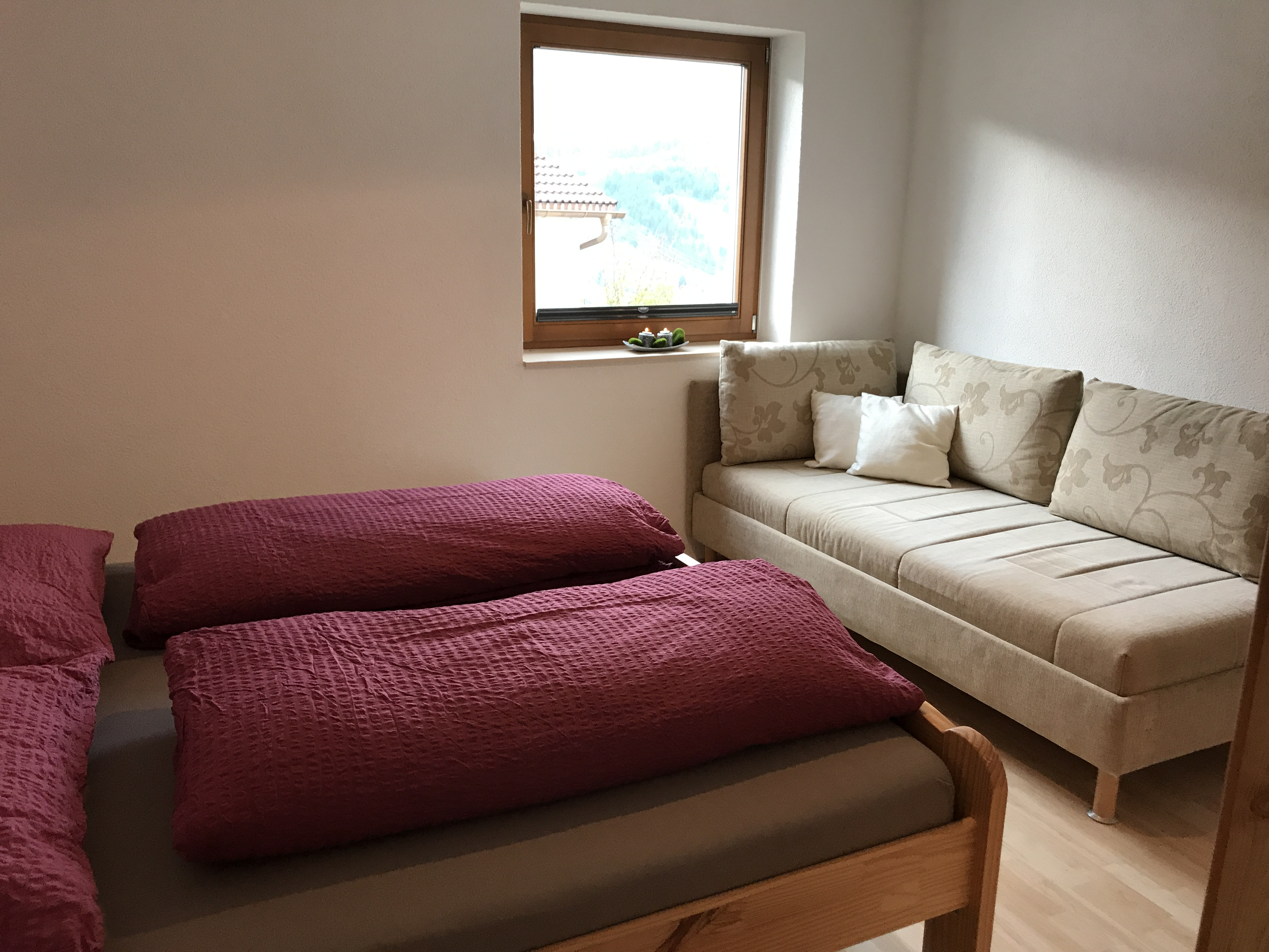 Schlafzimmer Bachegg